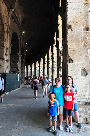 Rome in a day and a half - The Colosseum