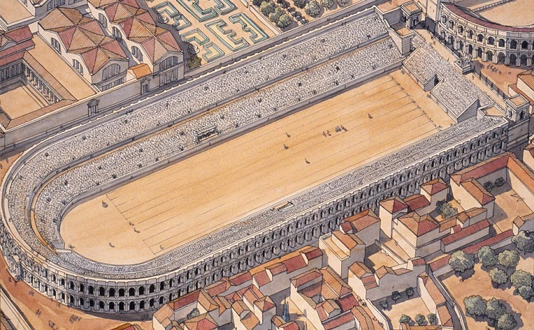 Rome in a day and a half - Circus Agonalis