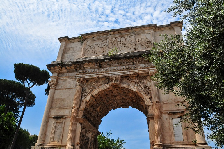 Rome in a day and a half - The Roman Forum