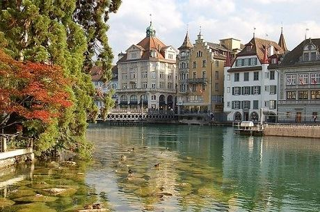 Why You'll Absolutely Love Lucerne, Switzerland!